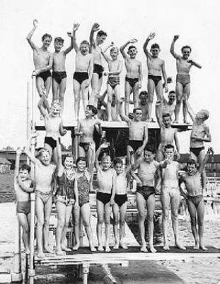 OXFORD.    River, Trimbling Bay. Historic wild swimming venue.