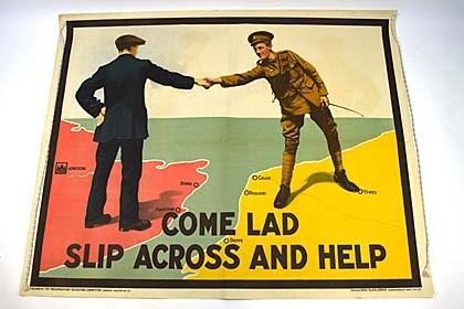 First World War Recruitment