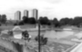 Beckton Lido Bathing Place London Swimming History