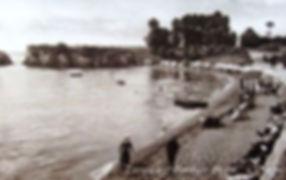 Sea Swimming Torquay Corbyn Head