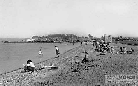 Yarmouth swimming history Isle of White