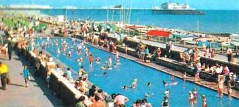 Brighton Swimming Pool History