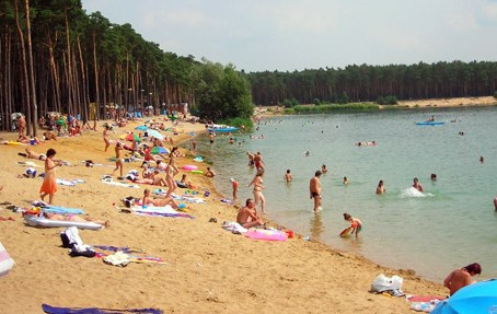 Wild Swimming Picture of the Week: Czech Swimming Lakes