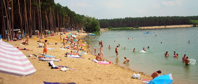 Czech Swimming Lakes