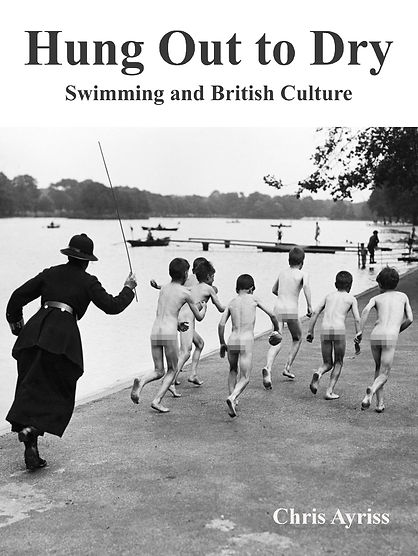 The history of swimming costume is the history of swimming in England!