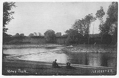 Abbey Park Lido Leicester