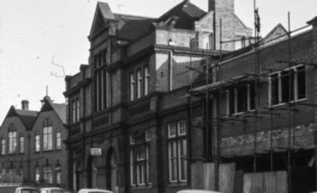 BURSLEM Swimming Baths Moorland Road Swimming History