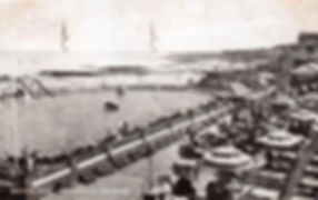 Cliftonville Bathing Pool Swimming History