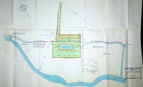 Location plan Swimming Pool