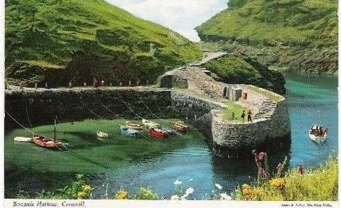 Boscastle Sea Bathing History