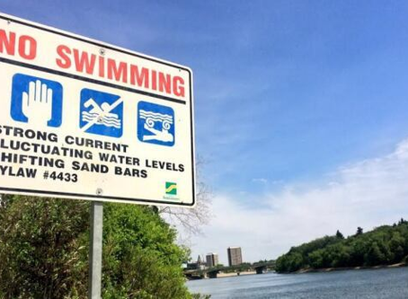 Saskatoon Police Will Not Crackdown on Wild River Swimming