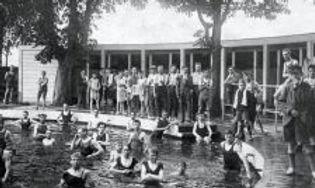 Olton Broad  Swimming History