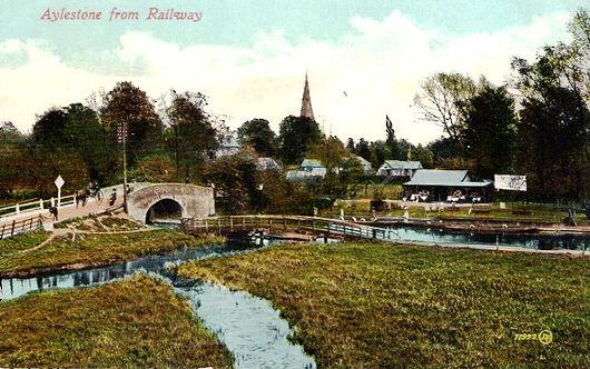 Aylestone village history, Leicester