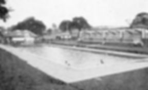 Sheffield Longley Park Swimming History