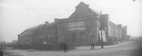 Liverpool Walton Baths 1912 Swimming History