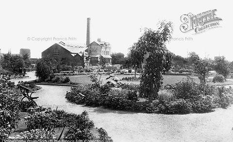 Selby Baths Park Street -1901