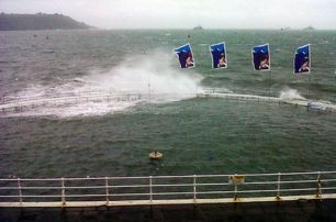 Wild Water at Plymouth Hoe