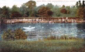 Open Air Bathing - Head Weir - Exeter