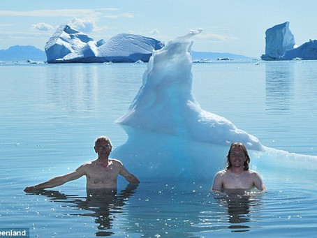 Greenland Calls for Wild Swimmers