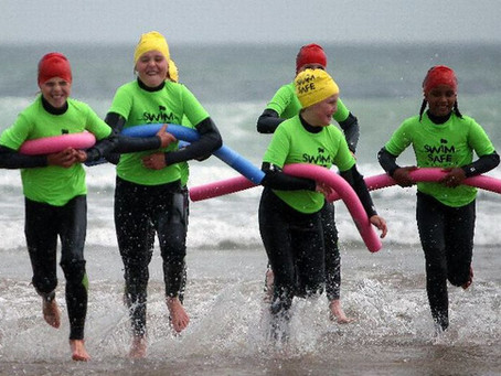 Free outdoor swimming lessons for kids in Northern Ireland this summer