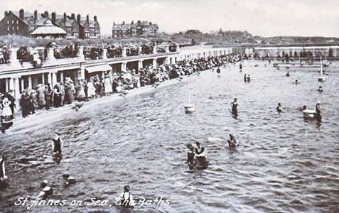 St Annes-on-Sea Lido 1923