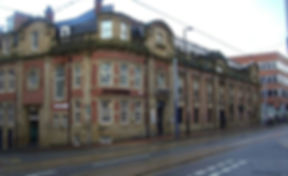 Sheffield Public Baths Glossop Road Swimming History