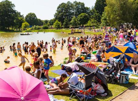 Wild Swimming Lake Closure