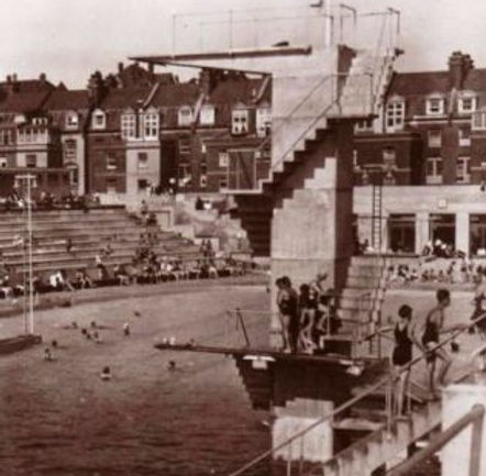 Hastings and St Leonard's Lido Swimming History