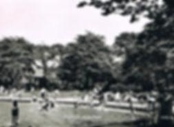 Swimming History London Hyde Park Paddling Pool