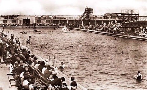 Skegness Lincolnshire Wild Swimming History