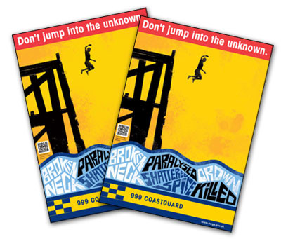 Don't jump into the unknown. Consider the dangers before you take the plunge