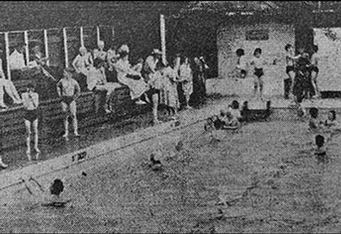 Kettering Swimming Pool History