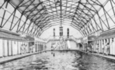 Eastbourne past - Devonshire Swimming Baths History