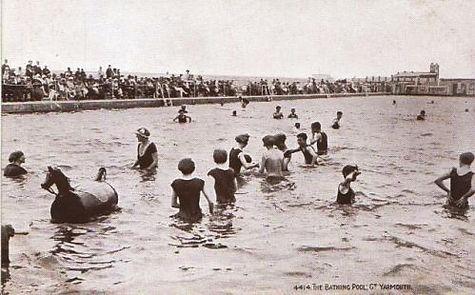 Great Yarmouth Bathing Pool