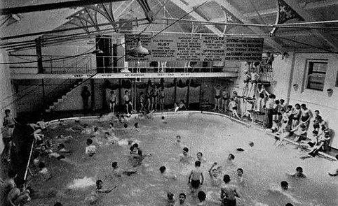 Orwell Street Baths Grimsby North Lincolnshire