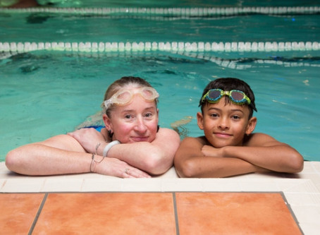 Families urged to 'Love Swimming'
