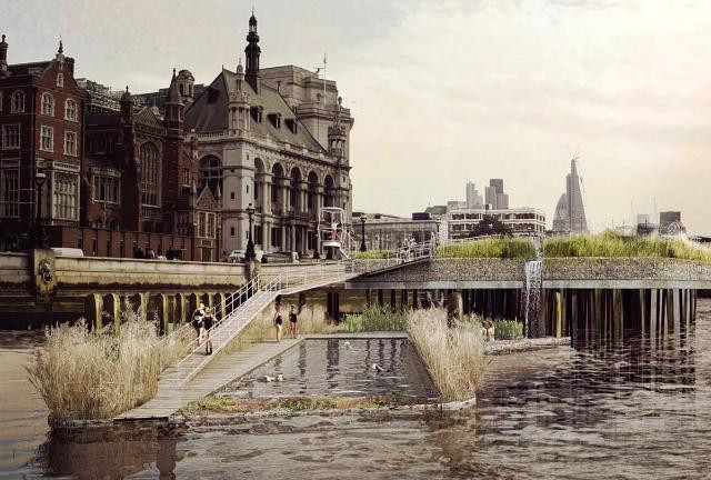 Thames Bath Project