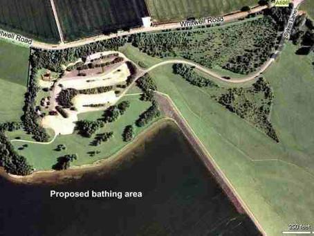 Rutland Water Bathing Beach to Open Easter 2014