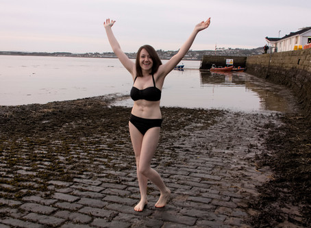 Paula McGuire aims to become the first to swim around Britain