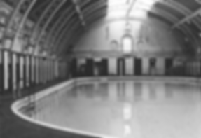 Oval Baths, Victoria Baths, Gedling Street Nottingham