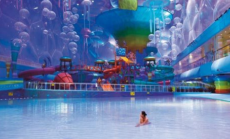 Big picture: Happy Magic Water Park