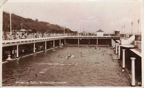 Westcliffe-on-Sea Lido Swimming History