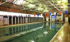 NEWCASTLE Arthur Hill baths swimming history