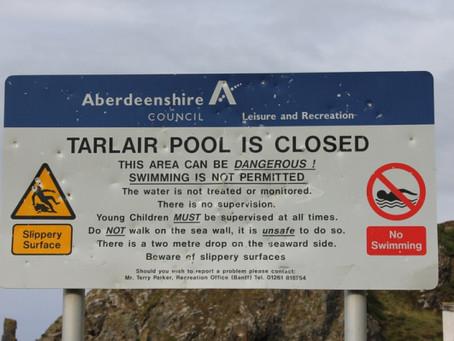 Swimming History: Tarlair Open Air Swimming Pool