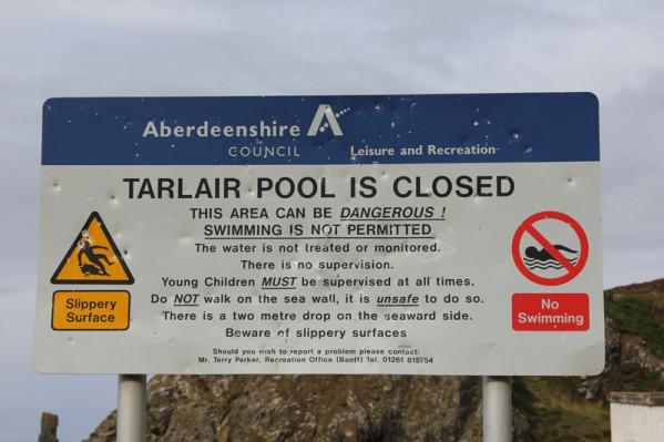 Tarlair Open Air Swimming Pool