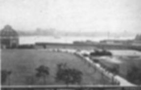 Swimming History London King Edward VII. Bath. Open-air. Lido.