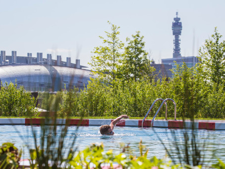 The Sun is to Shine as King's Cross Pond Club Opens to the Public!