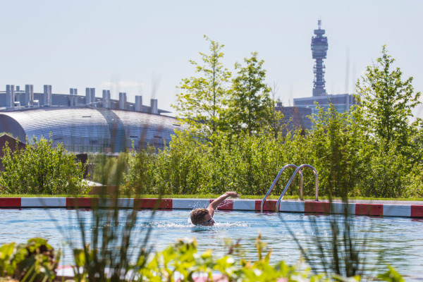 King's Cross Pond Club Opens to the Public!