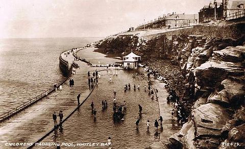 Whitley Bay Paddling Pool