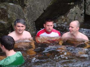 RoSPA Recommend Wild Swimming